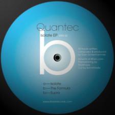 """Quantec - Isolate - 12"""" Vinyl"""