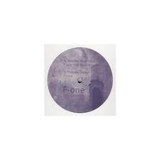 """F-One - Murder Most Foul/Peoples - 12"""" Vinyl"""