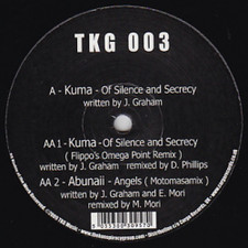"Kuma/Abunaii - Of Silence and Secrecy - 12"" Vinyl"