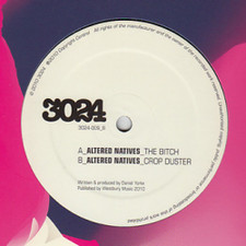 "Altered Natives - The Bitch - 12"" Vinyl"