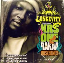 "Longevity - Throwin up Letters - 12"" Vinyl"
