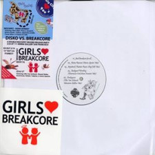 "Mochipet - Girls Love Breakcore - 12"" Vinyl"