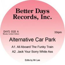 "Alternative Car Park - All Aboard The Funky Train - 12"" Vinyl"