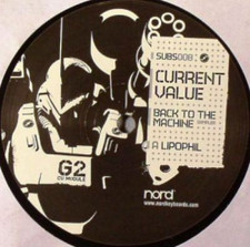 "Current Value - Back to the Machine - 12"" Vinyl"