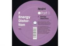"F - Energy Distortion Part 1 - 12"" Vinyl"