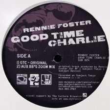 "Rennie Foster - Good Time - 12"" Vinyl"