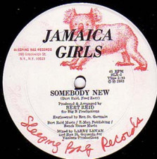 """Jamaica Girls - Need Somebody - 12"""" Vinyl"""
