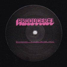 "Blackpocket/D-Bridge - Ur a Sta - 10"" Vinyl"