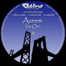 "Azeem - I'm On/Rebel Ballad - 12"" Vinyl"