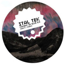 "Ital Tek - Moment in Blue - 12"" Vinyl"