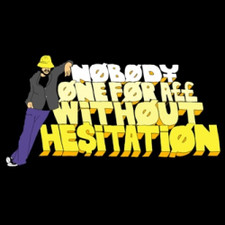 """Nobody - One For All Without Hesitation - 12"""" Vinyl"""