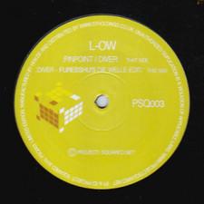 """L-Ow - Pinpoint/Diver - 12"""" Vinyl"""