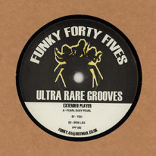 "Various Artists - Ultra Rare Grooves Vol 2 - 10"" Vinyl"