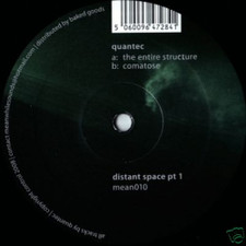 "Quantec - Distant Space Pt.1 - 12"" Vinyl"