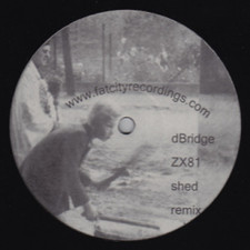 "Dbridge - Producer #2 - 12"" Vinyl"