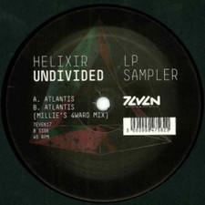 """Helixir - Undivided Sampler - 12"""" Vinyl"""