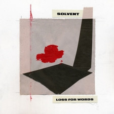 "Solvent - Loss For Words - 7"" Vinyl"