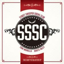"Street Sweeper Social Club - The Ghetto Blaster Ep - 10"" Vinyl"