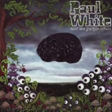Paul White & - The Purple Brain - 3x LP Vinyl