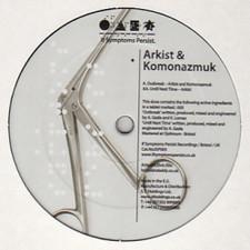 "Arkist/Komonazmuk - Outbreak - 12"" Vinyl"