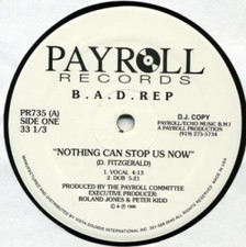 "Bad Rep - Nothing Can Stop Us - 12"" Vinyl"