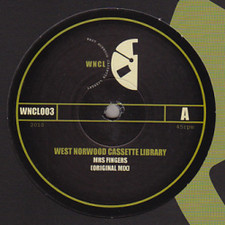"West Norwood Cassette - Fingers - 10"" Vinyl"