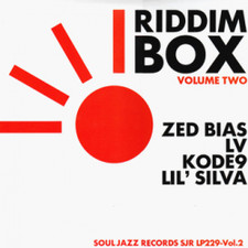 Various Artists - Riddim Box Pt 2 - 2x LP Vinyl