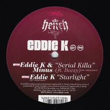 """Eddie K - Serial Killa - 12"""" Vinyl"""