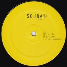 "Scuba - Triangulation Remixes pt 2 - 12"" Vinyl"