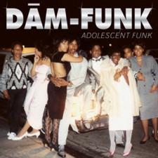 Dam-Funk - Adolescent Funk - 2x LP Vinyl