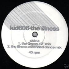 """Kid606 - Illness - 12"""" Vinyl"""