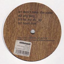 """Soul Center - GE01 - 12"""" Vinyl"""