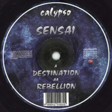 "Sensai - Destination/Rebellion - 12"" Vinyl"