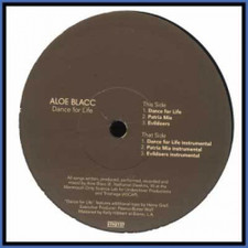 "Aloe Blacc - Dance for Life - 12"" Vinyl"