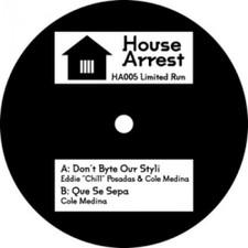 """Cole Medina/Eddie - Don't Byte - 12"""" Vinyl"""