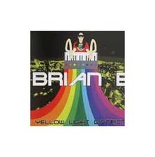 "Brian English - Yellow Light District - 12"" Vinyl"