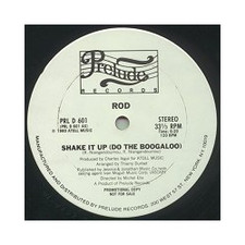 "Rod - Shake it Up - 12"" Vinyl"