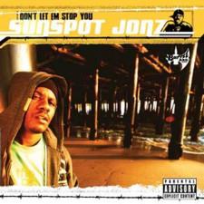 Sunspot Jonz - Don't Let Em Stop You - 2x LP Vinyl