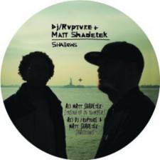 "DJ Rupture/Matt Shadetek - Shallows - 12"" Vinyl"