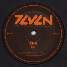 "Ena - Sign/Instinctive - 12"" Vinyl"