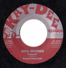 """Soul Severes - Got It - 7"""" Vinyl"""