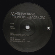 "Matthew Dear - Little People - 12"" Vinyl"