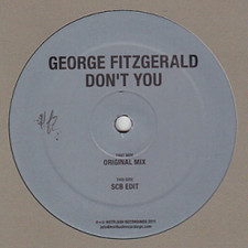 "George Fitzgerald - Don't You - 12"" Vinyl"