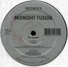 "Midnight Fusion - Full Contact - 12"" Vinyl"