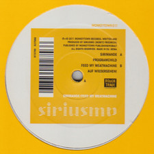 "Siriusmo - Sirimande - 12"" Vinyl"