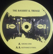 "Bassist/Triage - Smoke One - 12"" Vinyl"