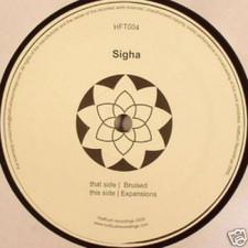 "Sigha - Bruised - 12"" Vinyl"