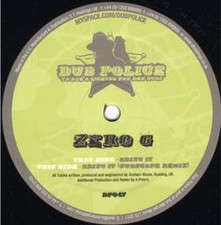"Zero G - Brint It - 12"" Vinyl"