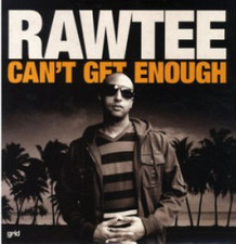 "Rawtee - Can't Get Enough - 12"" Vinyl"