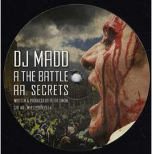"DJ Madd - Battle/Secrets - 12"" Vinyl"